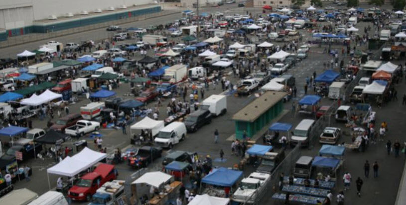 Long Beach Swap Meet >> Event Detail